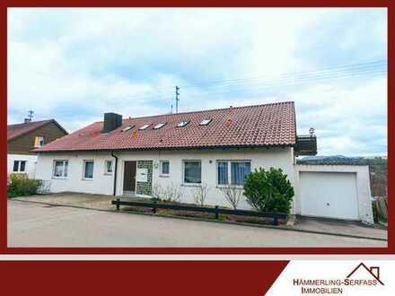 Mehrfamlienhaus (6 Wohnungen) in toller Aussichtslage in Nürtingen Zizishausen!