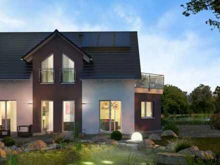 Perfektes Einfamilienhaus in bester Lage, malerfertig, Grundstück(Bewerbung!), Architekt und Baubetr
