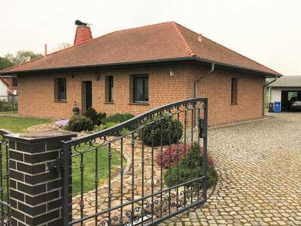 Einfamilienhaus in der Beetzseeheide