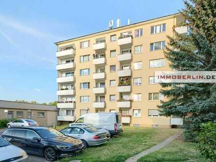 IMMOBERLIN.DE - Helle Wohnung mit Südbalkon & Lift für den Ersteinzug nach Sanierung
