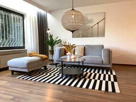 Exklusiv möblierte 1-Zimmer Wohnung ab 1.11.21 in Würzburg Lengfeld zu vermieten