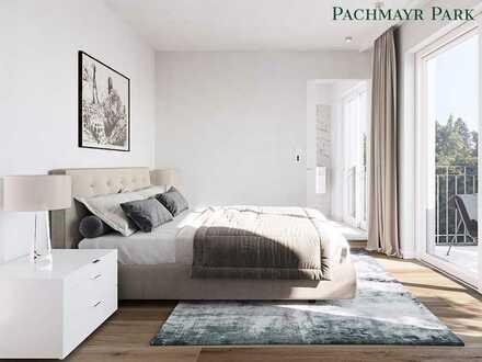 Helle Familien-Wohnung mit Balkonen & Hobbyraum inkl. Stellplatz & Küche - direkt vom Bauträger