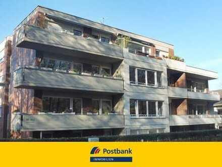 Lichtdurchflutete & moderne 2-Zimmerwohnung mit Loggia in Rodenkirchen am Wald