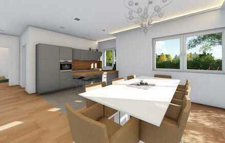 Penthouse/Dachgeschoss Neubau Mehrfamilienhaus Mühlweg Lonsee