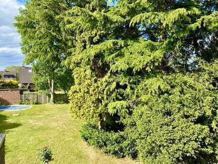 e und renovierte Wohnung in Kapellen mit Blick ins Grüne