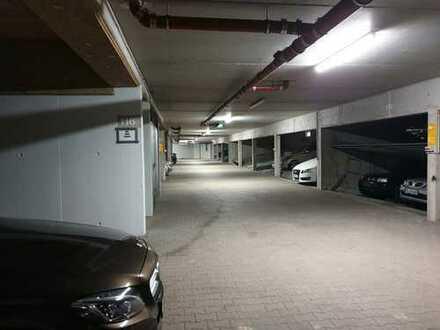 Stellplatz in der Tiefgarage Woerishofferstr. 6-10 / Badenia