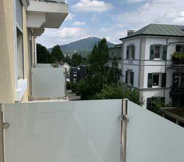 Baden-Baden - Kernstadt - Am Fremersberg - sonnige Wohnung mit Balkon und großer Terrasse