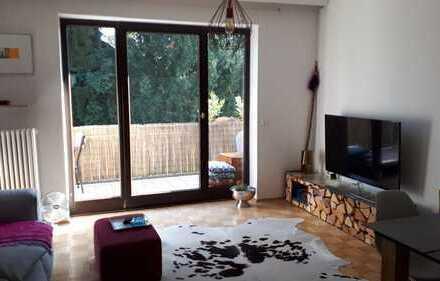 3-Zimmer-Wohnung mit Sonnenbalkon in Obermenzing, München