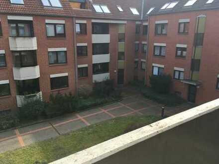 Gemütliche, gut geschnittene und zentral gelegene 2-Zimmer-Wohnung in Hildesheim