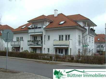 ***Anlageobjekt-Vermietete Eigentumswohnung im Ortszentrum von Grünheide***