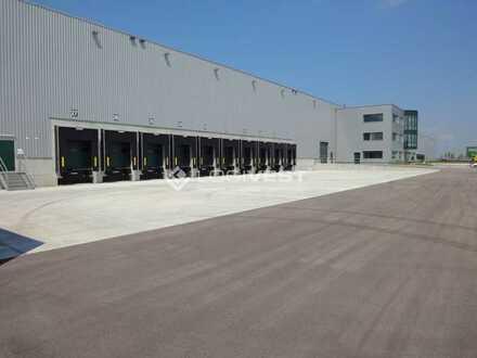 Neubau einer hochmodernen Lager- und Logistikhalle