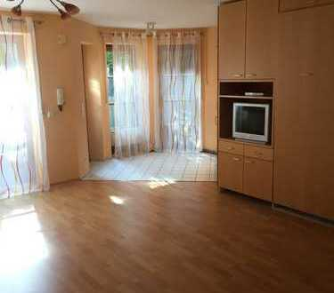 1-Zimmer-Apartment mit Terrasse in Sparneck