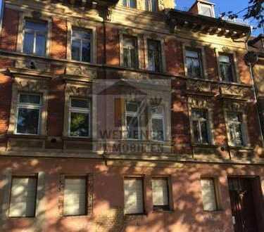 Hier steckt Potenzial drin! Teilsaniertes Mehrfamilienwohnhaus in Gera-Zwötzen
