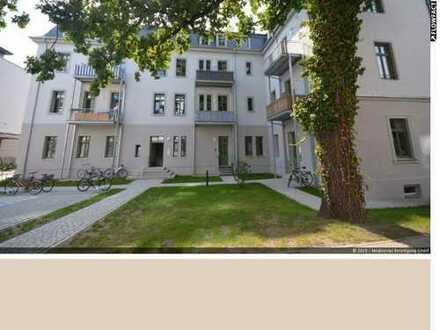 Kleines Appartement in der Dresdner Neustadt