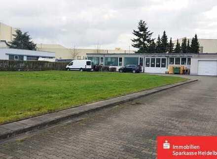Für Kapitalanleger oder Eigennutzer! Gewerbehalle mit Erweiterungspotential in Walldorf