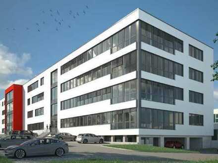 Repräsentativer Neubau: Bürogebäude im Gewerbegebiet Dortmund Dorstfeld-West