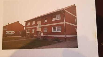 Gepflegte 3-Zimmer-Wohnung mit Balkon und EBK in Horstmar