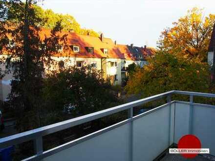Wie Urlaub im Winter: Ihre neue 4 Zi-Wohnung! Balkon - Gartenmitbenutzung - Dutzendteich!!!