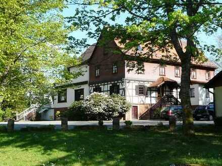 Für Investoren: Hotelanlage mit Waldgaststätte in Alleinlage