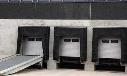 """""""BAUMÜLLER & CO."""" ca. 2.000 qm flexible Lagerfläche mit Rampenandienung nahe B45"""
