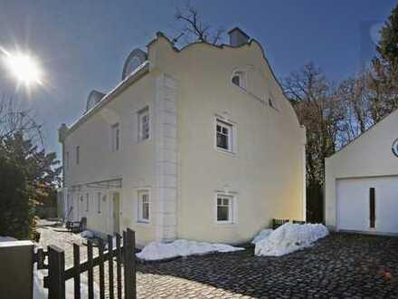 Charmante Doppelhaushälfte in TOP-Lage von Tutzing. Seenähe inklusive!