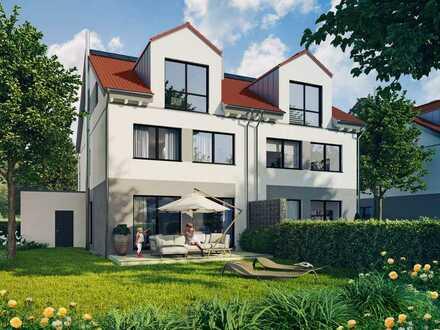 Moderne Doppelhaushälfte mit Südausrichtung (Typ M)