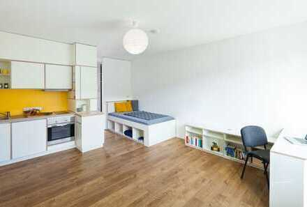 Studentenappartment am CARL Aachen