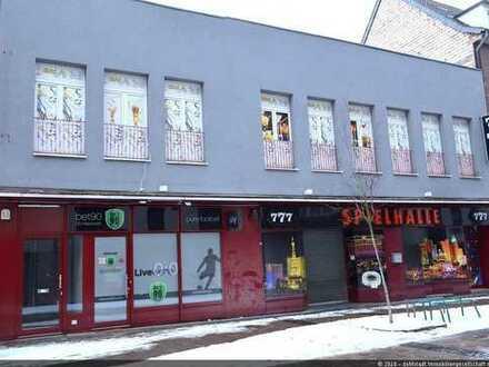Große Gewerbeeinheit mit Erweiterungsmöglichkeit in der Kasinostraße Duisburg