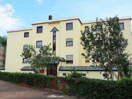 Zwei-Zimmer-Wohnung mit Balkon in ruhiger Lage