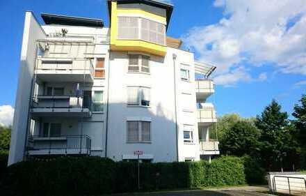 Helle Wohnung mit EBK und TG-Stellplatz in ruhiger, zentraler Lage von Augsburg