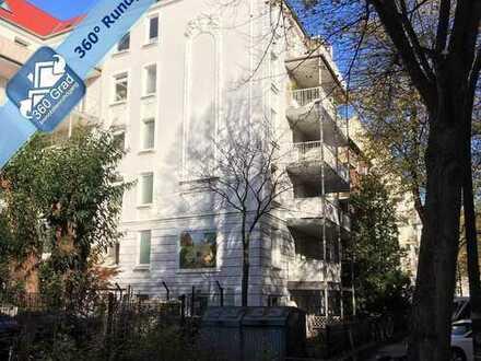Kapitalanlage! Sehr schöne 2-Zimmer-Eigentumswohnung mit Balkon in Hamburg Hoheluft-West