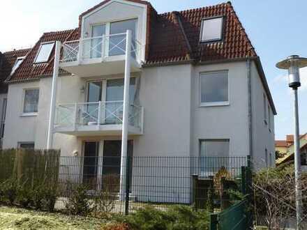 Elegante, sonnige Dachgeschosswohnung im Villenort Möser mit 5,7% Rendite