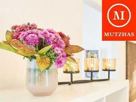MUTZHAS - Architektonisch anspruchsvoll und gut geschnitten! 4-Zimmer-Wohnung in Moosach