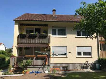 Top Lage!! Sehr schöne renovierte 3,5-Zimmer-Wohnung mit Balkon in Gerlingen