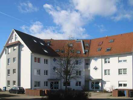 Maisonette-Wohnung mit TG-Stellplatz in Weikersheim zu vermieten.