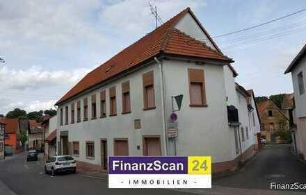 +++ Mehrfamilienhaus mit Gewerbefläche in Gauersheim +++