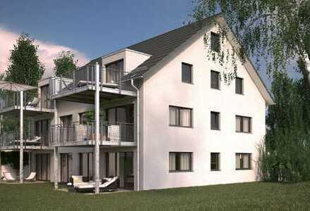 Gehobenes Wohnen im Neubau mit Burgblick