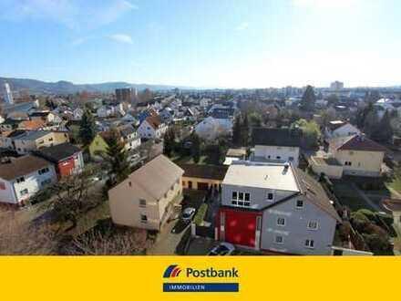 Über den Dächern von Bensheim