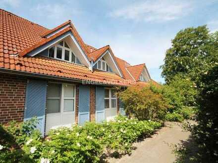 Wohnung mit Charme - Hafennähe & Strand 900 m