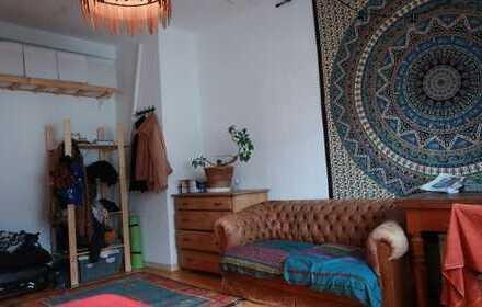 Gemütliches möbeliertes 16qm Zimmer in liebevoller Wg zur Zwischenmiete