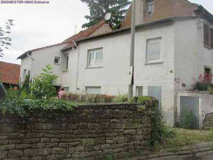 Haus für Handwerker in der Nähe von Bad Kreuznach
