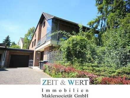 Topplage! Köln! Sommer - Sonne - Fühlinger See! Freistehendes, stattliches Einfamilienhaus! NG 3800