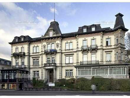 Sehr schöne Wohnung in historischem Gebäude im Zentrum von Baden-Baden