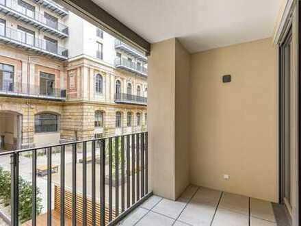 Traumhafte 4-Zimmerwohnung I Bodenheizung | Einbauküche | 2 Balkone I 2Bäder