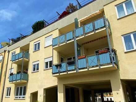 Ihre Wohnung mit 2 Balkonen im schönen Mockau
