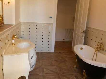 Luxus 5 Zi. in d. Bel-Etage, m. funkt. Kamin u. Sauna , 2 min . z. Heiligen See u. Holländervierte