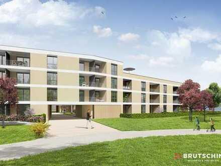 Kompakte 3-Zimmerwohnung am Stadtpark!