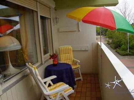 Sehr gepflegtes Appartement in Laufnähe zum Strand