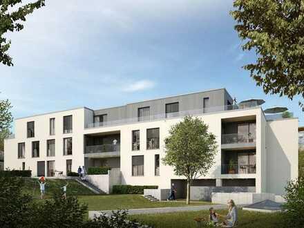 Moderne Neubauwohnung mit anspruchsvoller Architektur - Wohnqualität mit Substanz