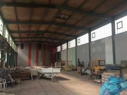 Lagerfläche in Leipzig zu vermieten oder zu verpachten.